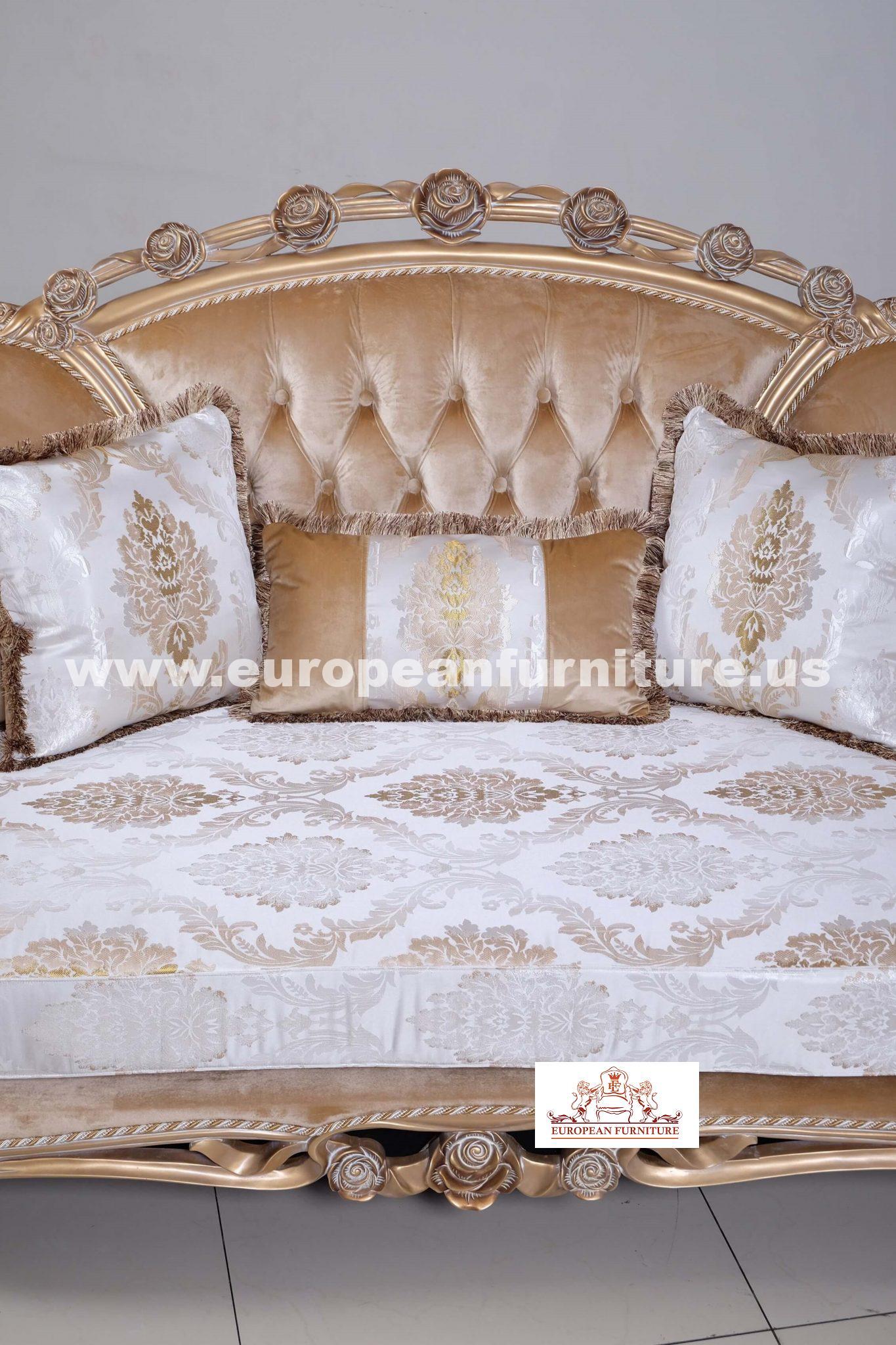 Valentina Luxury Sofa European Furniture