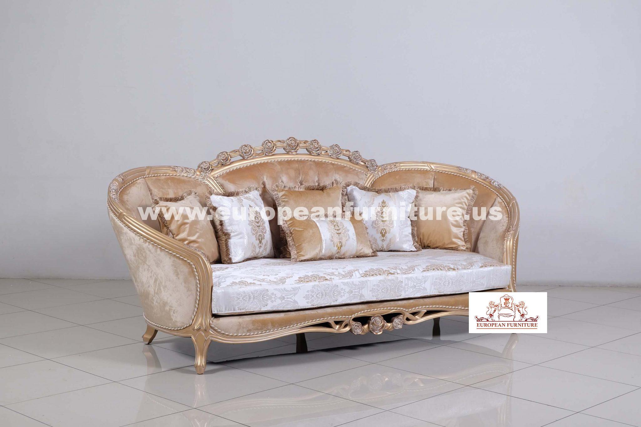 Valentina Luxury Sofa Set European Furniture