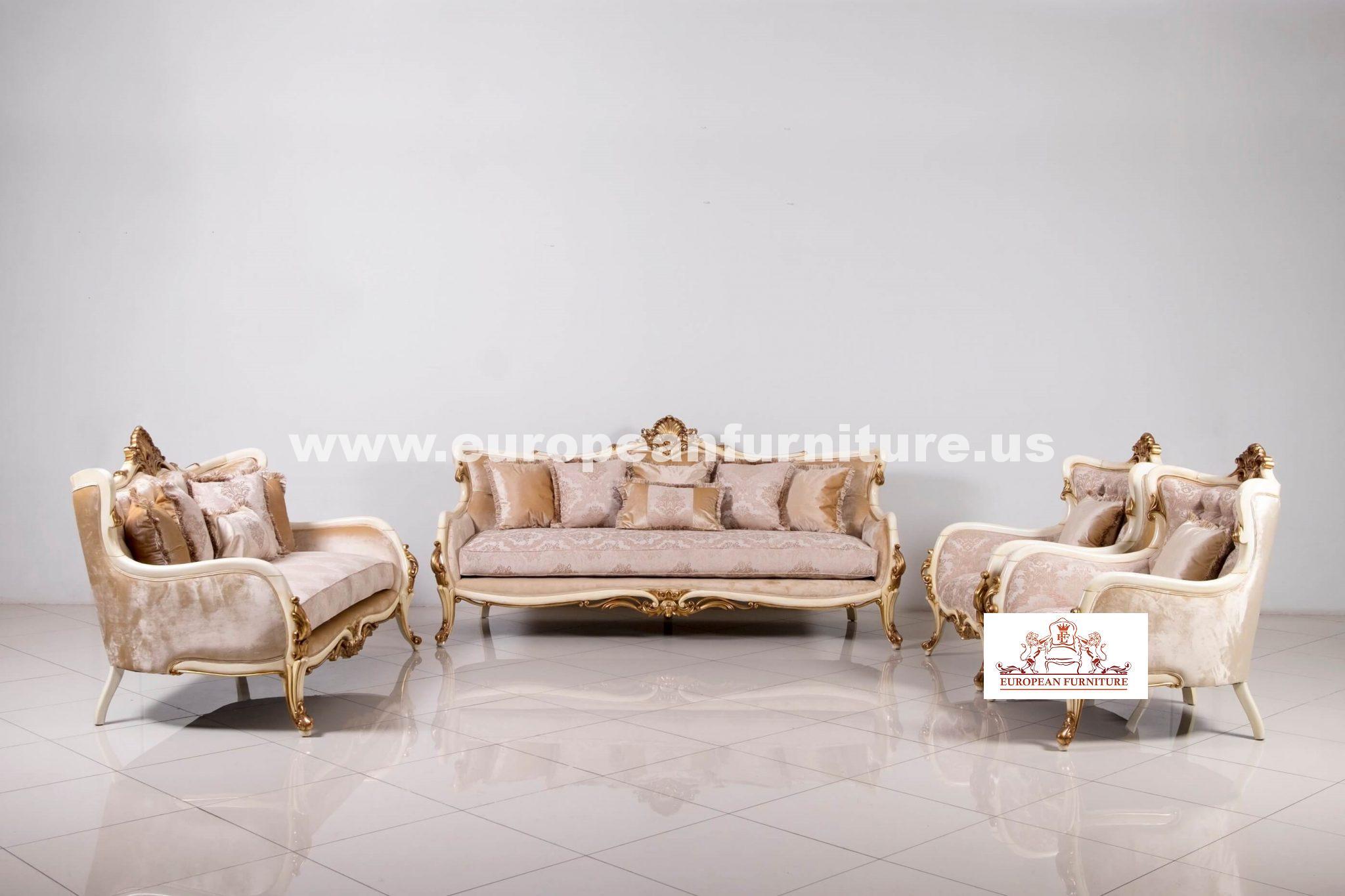 Veronica Luxury Sofa Set