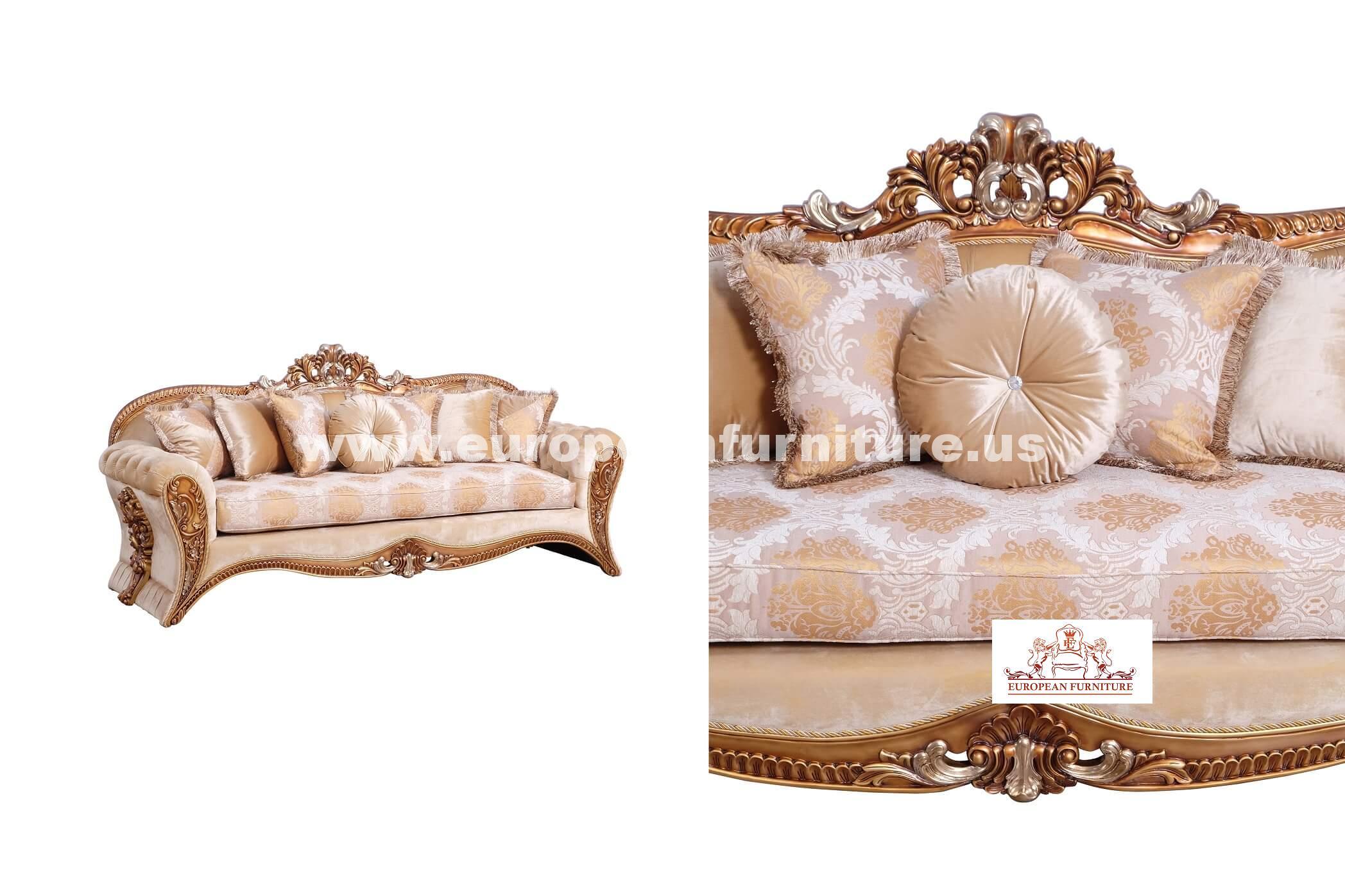 Emperador Ii Luxury Sofa European Furniture